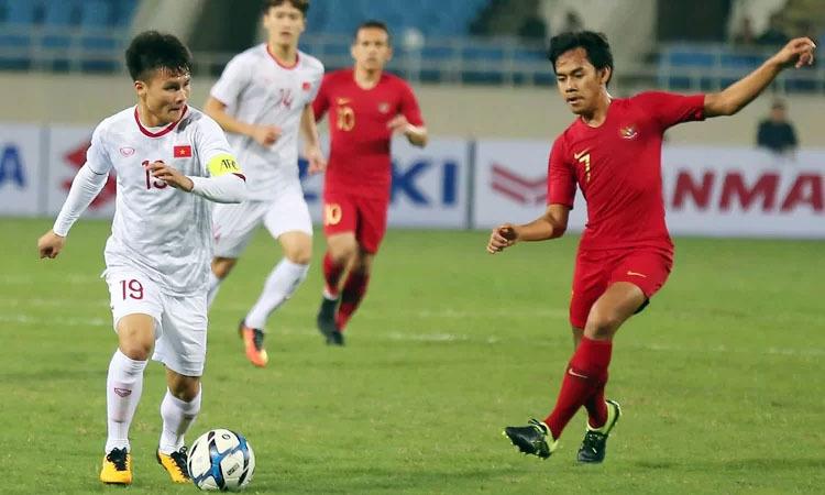 cổ động viên Indonesia tự tin đội nhà sẽ có thành tích tốt tại SEA Games năm nay.