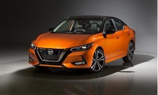 Lộ diện Nissan Sentra 2020 đẹp long lanh, tự tin 'đấu' Honda Civic