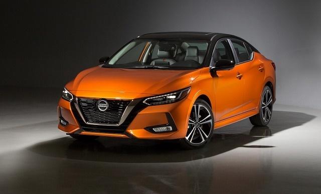 Lộ diện Nissan Sentra 2020 đẹp mê ly, tự tin đấu Honda Civic