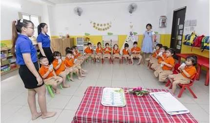 Sữa học đường TP.HCM đã bắt đầu 'vào nhịp' chỉ sau 2 tuần triển khai