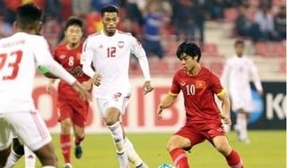 AFC cảnh báo đội tuyển Việt Nam về sự nguy hiểm của tuyển UAE