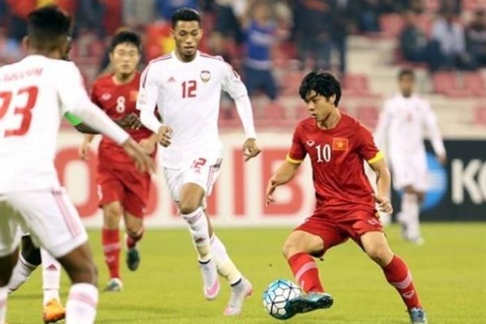 AFC cảnh báo Việt Nam về sự nguy hiểm của tuyển UAE