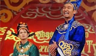 Thành Trung tự hào vì là diễn viên trẻ duy nhất được đóng Táo quân