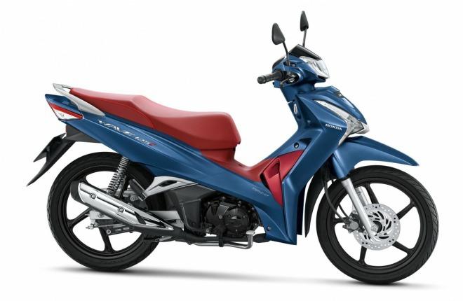 Honda Wave 125i 2020 trình làng với màu sắc siêu đẹp, giá từ 41 triệu