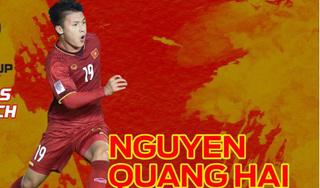 Báo châu Á xếp Quang Hải vào nhóm 6 cầu thủ đáng xem nhất tại SEA Games