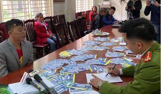 Khởi tố nhóm đối tượng bán vé giả trận Việt Nam – Thái Lan