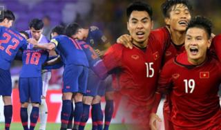 Cựu tuyển thủ Thái Lan: 'Bóng đá Việt Nam đã vượt chúng ta'