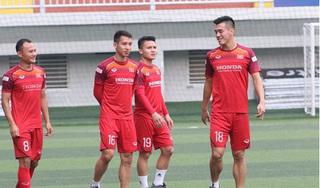 Nhiều trụ cột U22 Việt Nam vắng mặt ở trận gặp Brunei
