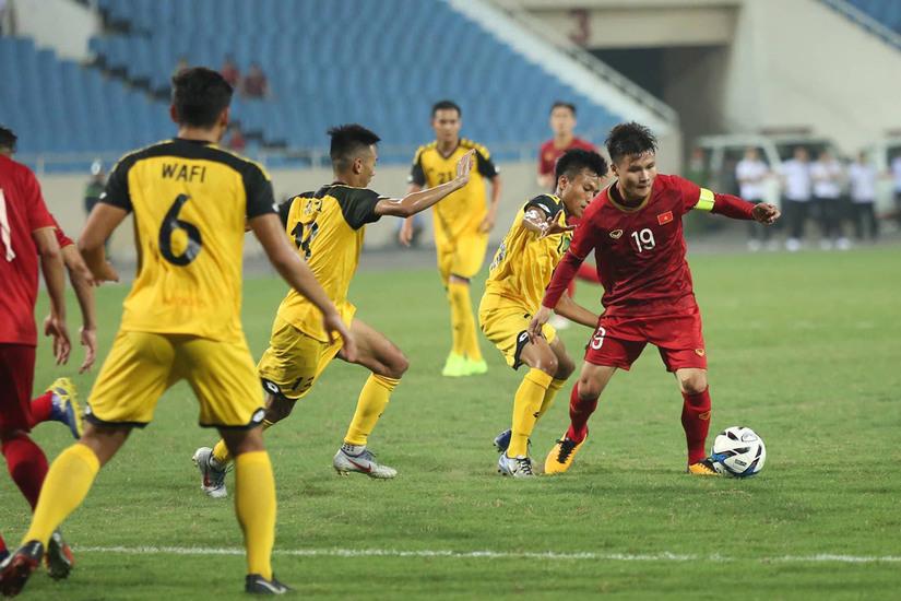 Brunei sẽ nhận số tiền khổng lồ nếu cầm hòa U22 Việt Nam