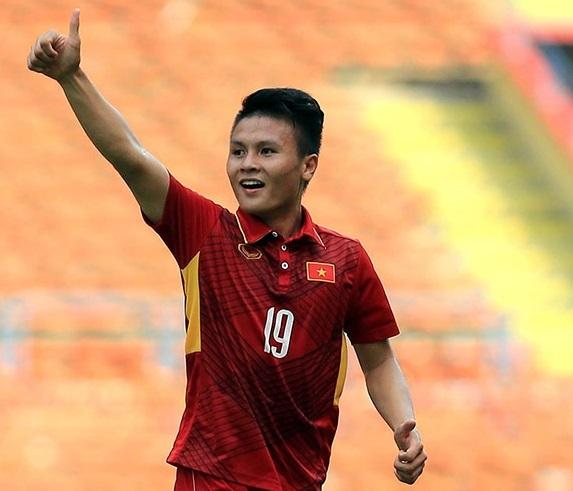 Fox Sports Asia tin Quang Hải sẽ tỏa sáng tại SEA Games 30
