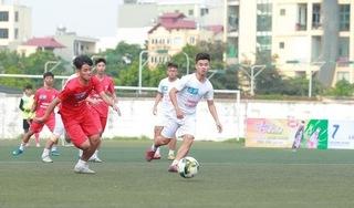 Mùa giải thành công rực rỡ của giải bóng đá học sinh Hà Nội tranh Cup Number 1 Active