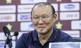 HLV Park Hang Seo khiêm tốn sau chiến thắng đậm của U22 Việt Nam