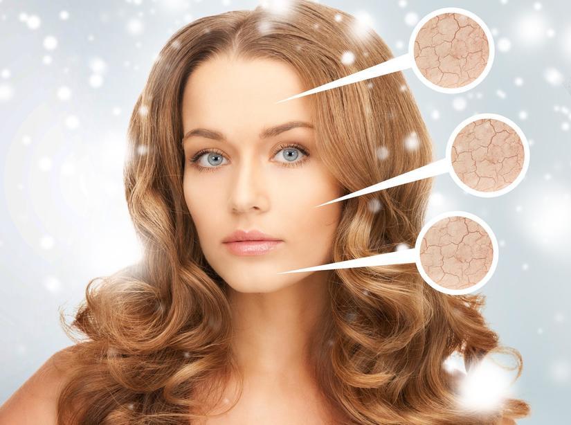 Không lo lắng da khô sạm xỉn màu vào mùa đông với mỹ phẩm chứa vàng