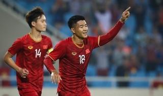 Tiền đạo Hà Đức Chinh ghi 3 hay 4 bàn vào lưới U22 Brunei?