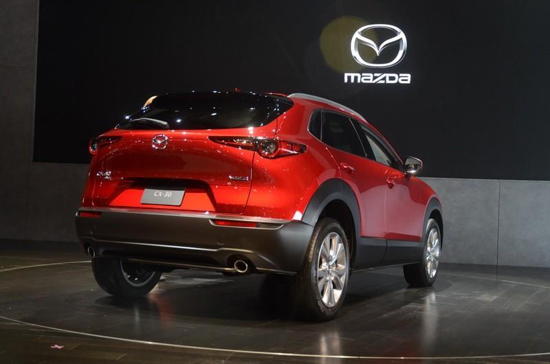 Mazda CX-30 ngoại hình đẹp lung linh, giá từ hơn 500 triệu đồng3