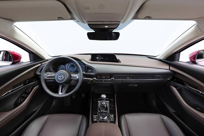 Mazda CX-30 ngoại hình đẹp lung linh, giá từ hơn 500 triệu đồng2