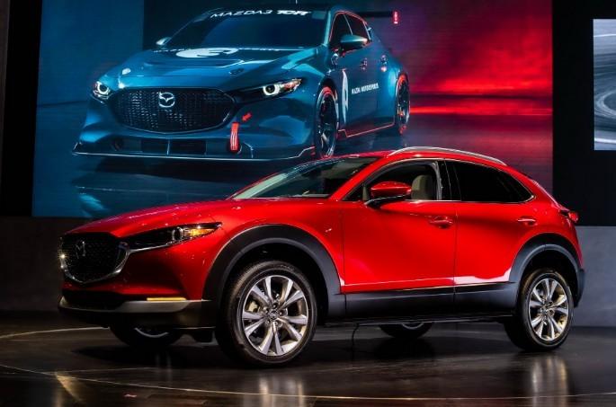 Mazda CX-30 ngoại hình đẹp lung linh, giá từ hơn 500 triệu đồng