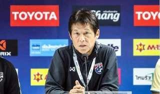 HLV Nishino nói gì sau trận thua bẽ bàng trước Indonesia?