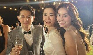 Đông Nhi tiết lộ lý do không để Ninh Dương Lan Ngọc hát tại đám cưới