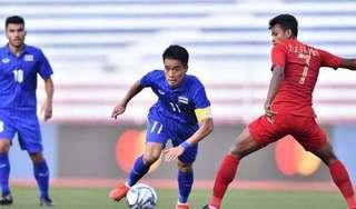 Báo Trung Quốc: 'Bóng đá Thái Lan có nguy cơ quay trở lại là đội bóng nhỏ bé như trước đây'