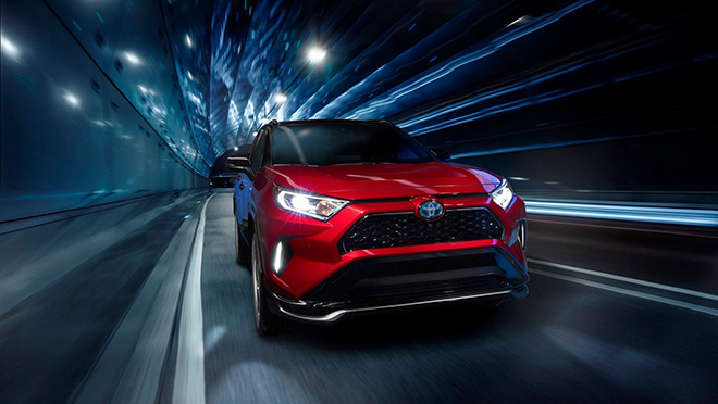 Toyota RAV4 Prime 2021 ra mắt, mạnh mẽ và siêu tiết kiệm xăng2