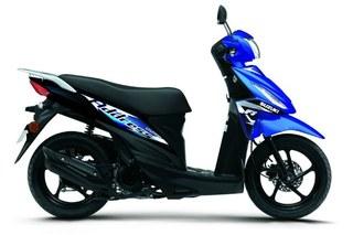 Suzuki Address thêm trang bị, giá chỉ hơn 35 triệu để 'đấu' Honda Vision