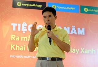 Đại gia Nam Định của TGDĐ thưởng đậm nhân viên cả trăm tỷ dù chưa Tết