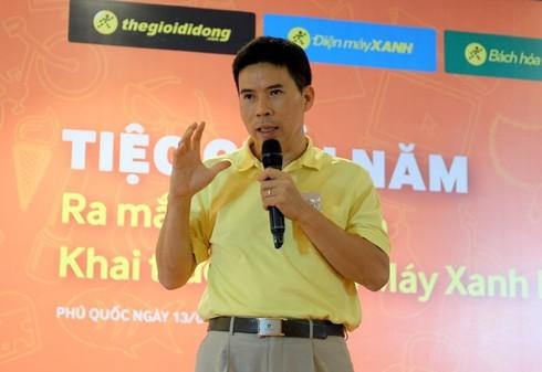 Đại gia Nam Định củia TGDĐ thưởng đậm nhân viên cả trăm tỷ dù chưa Tết