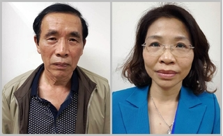 Bắt cựu Phó Giám đốc Sở KH-ĐT Hà Nội vì liên quan vụ Nhật Cường