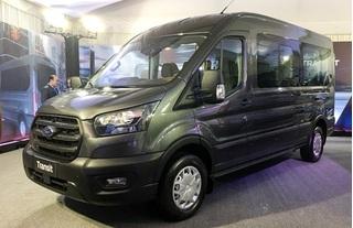 Ford Transit 2020 giá bán hơn 1 tỷ đồng được cải tiến những gì?