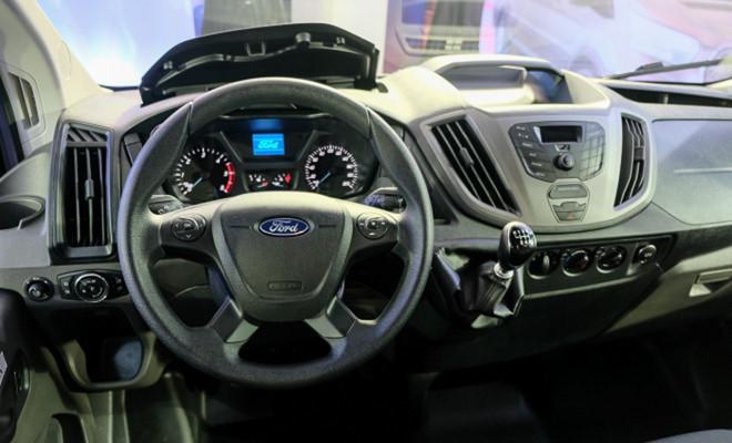Ford Transit 2020 giá bán hơn 1 tỷ đồng được cải tiến những gì?3