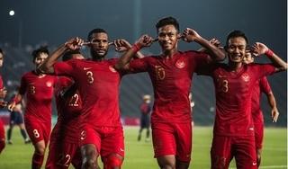 U22 Indonesia mất hai trụ cột ở trận gặp U22 Việt Nam