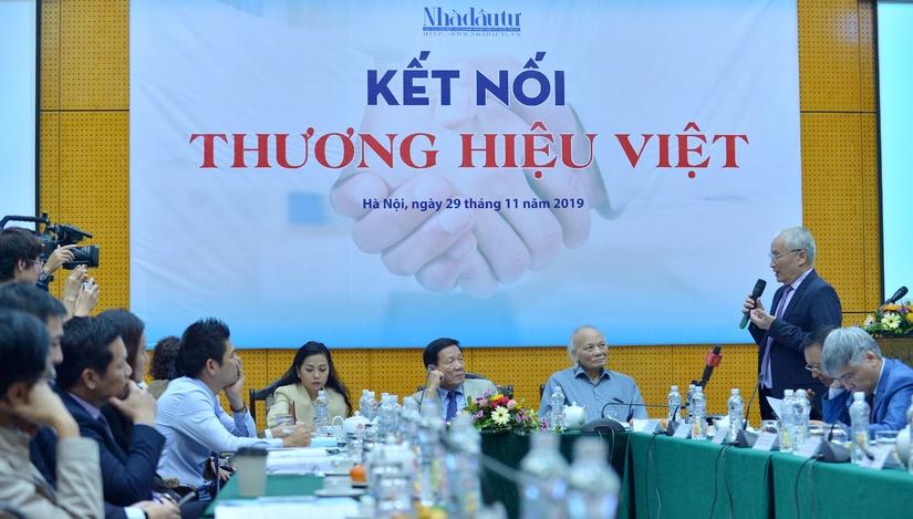 Phó Tổng Giám đốc Tập đoàn Tân Hiệp Phát: Với chúng tôi thương hiệu là đầu tư!