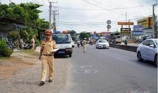 Tình tiết bất ngờ vụ ô tô làm rơi học sinh giữa đường