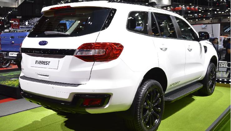 Ford Everest Sport 2020 giá 1,07 tỷ đồng được trang bị gì đặc biệt3