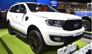 Ford Everest Sport 2020 giá 1,07 tỷ đồng được trang bị điều gì đặc biệt?