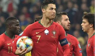 Bồ Đào Nha rơi vào bảng tử thần ở VCK EURO 2020