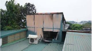 Hà Nội: Cháy nhà lúc rạng sáng, 3 bà cháu tử vong