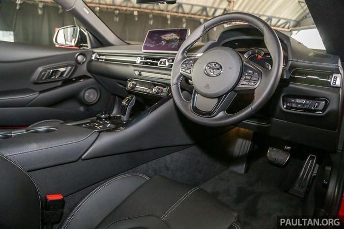 Chiếc ô tô thể thao vĩ đại bậc nhất của Toyota giá gần 4 tỷ có gì hay2