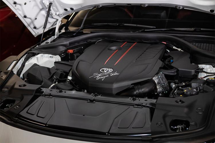 Chiếc ô tô thể thao vĩ đại bậc nhất của Toyota giá gần 4 tỷ có gì hay4