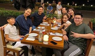 Subeo chủ động đăng ảnh đi ăn cùng Cường Đô la và Đàm Thu Trang