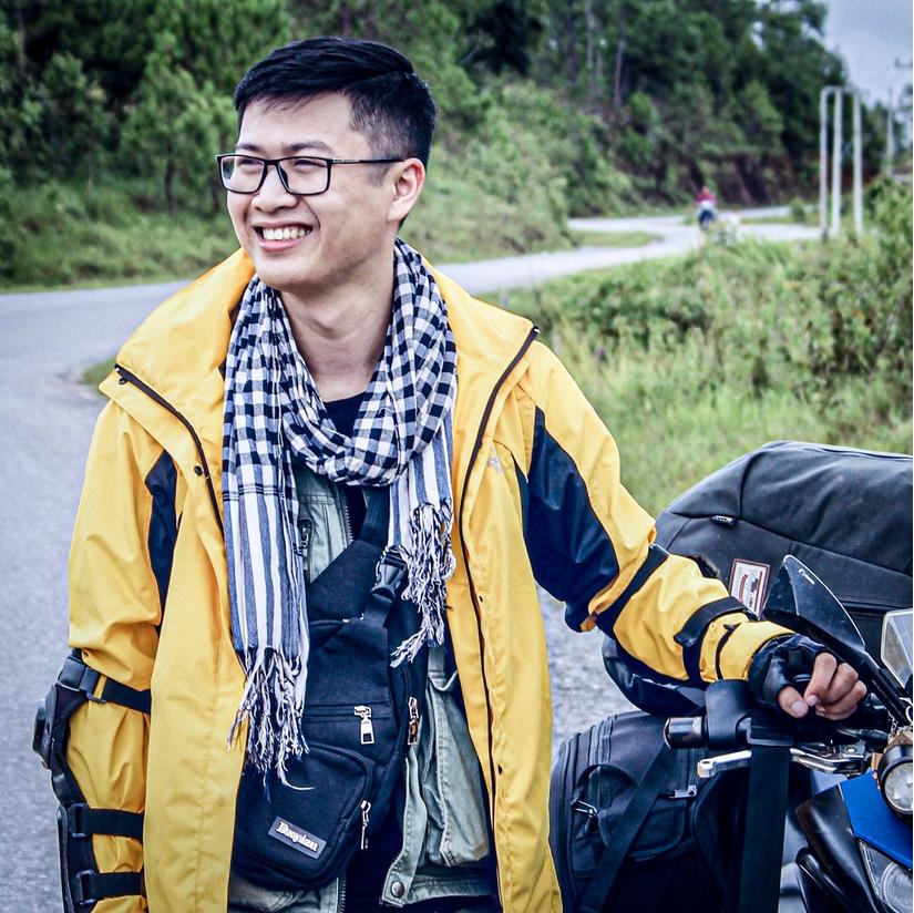 Chàng trai 'tung thính' bằng loạt ảnh check-in đẹp thần sầu trên hành trình xuyên Việt