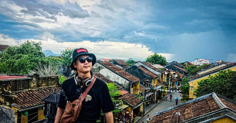 Chàng trai 'tung thính' bằng loạt ảnh check-in đẹp thần sầu trên hành trình xuyên Việt 9