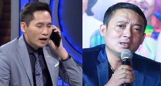 Danh hài Chiến Thắng lý giải về hành động 'giễu cợt' của BTV Quốc Khánh