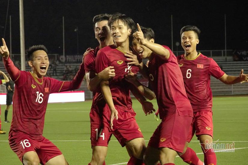 Báo Indonesia cay cú vì HLV Thái Lan cười khi U22 Việt Nam thắng2
