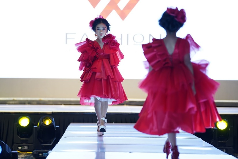 Tuần lễ thời trang và làm đẹp Quốc tế Việt Nam 2019