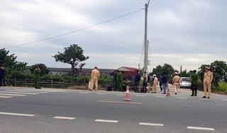 Hưng Yên: Truy tìm phương tiện tông người đàn ông tử vong rồi bỏ trốn