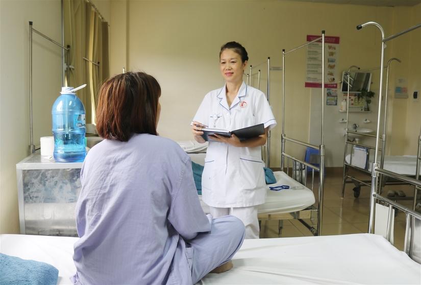 Người phụ nữ bị băng huyết vì phá thai bằng thuốc