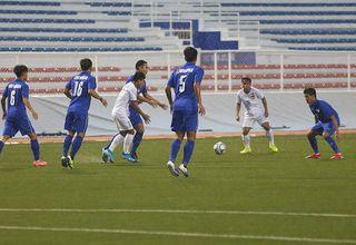 Thủng lưới ở phút 90, U22 Lào để thua U22 Thái Lan đầy tiếc nuối