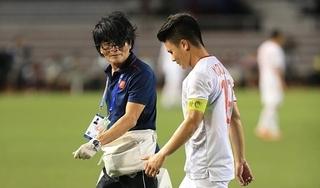 Quang Hải dính chấn thương nặng, vắng mặt ở trận gặp Thái Lan